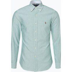 Polo Ralph Lauren - Koszula męska – Slim Fit, zielony. Zielone koszule męskie na spinki Polo Ralph Lauren, l, polo. Za 449,95 zł.