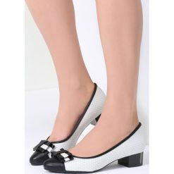 Buty ślubne damskie: Czarne Czółenka Love Eclipse
