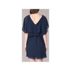 Sukienki krótkie Vila  VIMAGILE. Niebieskie sukienki mini marki Vila, m, z krótkim rękawem. Za 125,30 zł.