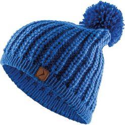 Czapka damska niebieska r. L/XL (HOZ18-CAD615). Niebieskie czapki zimowe damskie Outhorn. Za 37,72 zł.