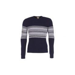 Swetry Aigle  DARGERIAZ. Niebieskie swetry klasyczne męskie Aigle, l. Za 529,00 zł.