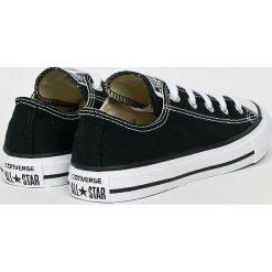 Converse - Tenisówki dziecięce. Szare buty sportowe dziewczęce marki Converse, z gumy, z okrągłym noskiem, na sznurówki. W wyprzedaży za 169,90 zł.