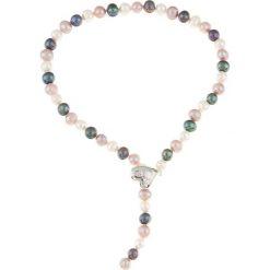Naszyjniki damskie: Naszyjnik z pereł – (D)50 cm