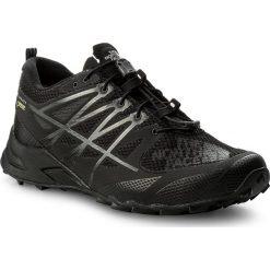 Buty THE NORTH FACE - Ultra Mt II Gtx GORE-TEX T932ZAKX7 Tnf Black/Tnf Black. Czarne buty do biegania męskie marki The North Face, z gore-texu, gore-tex. W wyprzedaży za 429,00 zł.