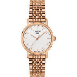 PROMOCJA ZEGAREK TISSOT Everytime Lady T109.210.33.031.00. Białe zegarki damskie TISSOT, ze stali. W wyprzedaży za 1056,00 zł.