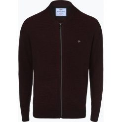 Fynch Hatton - Kardigan męski, czerwony. Czerwone swetry rozpinane męskie Fynch-Hatton, l. Za 399,95 zł.