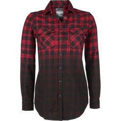 Black Premium by EMP Cities In Dust Bluzka damska czerwony/czarmy. Czerwone bluzki koszulowe Black Premium by EMP, xl, z długim rękawem. Za 199,90 zł.