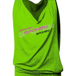 Bluzki asymetryczne: Spokey SPOKEY Puff - TOp bluzka luźna fitness trening r.1 - 839539