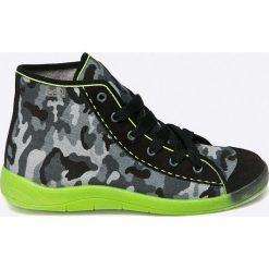 Befado - Trampki dziecięce. Szare buty sportowe chłopięce Befado, z materiału. W wyprzedaży za 19,90 zł.