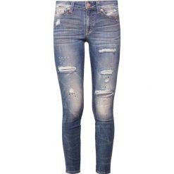 True Religion JENNIE CURVY SKINNY Jeans Skinny Fit battalion blue. Niebieskie rurki damskie True Religion. Za 1049,00 zł.