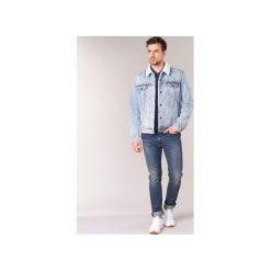 Jeansy skinny Levis  510 SKINNY FIT. Niebieskie jeansy męskie relaxed fit marki Levi's®. Za 383,20 zł.