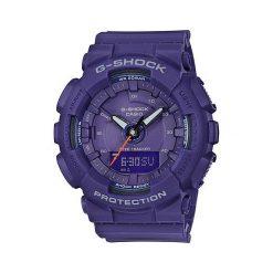 Zegarek Casio Damski G-Shock Mini GMA-S130VC-2AER Krokomierz fioletowy. Fioletowe zegarki damskie CASIO. Za 419,00 zł.