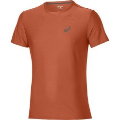 Asics Koszulka męska SS Top pomarańczowa r. L (134084 6002). Brązowe koszulki sportowe męskie Asics, l. Za 49,50 zł.