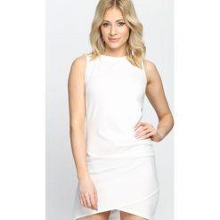 Biała Sukienka Azalia. Białe sukienki hiszpanki Born2be, na lato, s. Za 59,99 zł.
