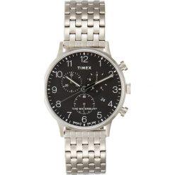 Timex WATERBURY Zegarek chronograficzny silvercoloured. Szare zegarki męskie Timex. Za 629,00 zł.