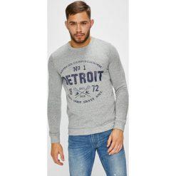 Brave Soul - Bluza. Brązowe bluzy męskie rozpinane marki SOLOGNAC, m, z elastanu. Za 89,90 zł.