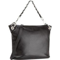 Torebka CREOLE - K10314  Czarny. Czarne torebki klasyczne damskie Creole, ze skóry. W wyprzedaży za 149,00 zł.