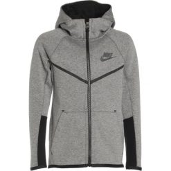Bluzy chłopięce: Nike Performance HOODIE Bluza rozpinana carbon heather/black/anthracite