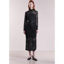 Długie sukienki: DESIGNERS REMIX NEW YOLI Długa sukienka black