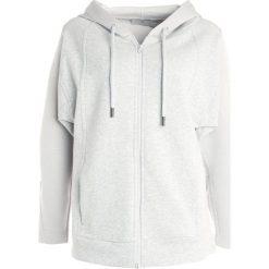 Bluzy rozpinane damskie: adidas by Stella McCartney Bluza rozpinana mottled grey