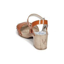 Sandały Ippon Vintage  SOK COLORS. Brązowe rzymianki damskie Ippon Vintage. Za 328,30 zł.
