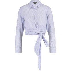 Koszule wiązane damskie: J.CREW CARDAMOM KATSU SKYLIGHT Koszula blue/white