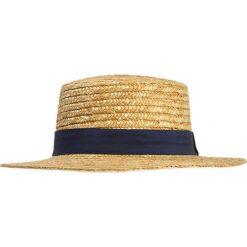 Kapelusze damskie: Słomiany kapelusz