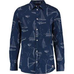 Koszule męskie na spinki: Armor lux HERITAGE Koszula marine deep/milk