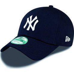 New Era - Czapka League Yankees. Czarne czapki z daszkiem męskie New Era. W wyprzedaży za 84,90 zł.