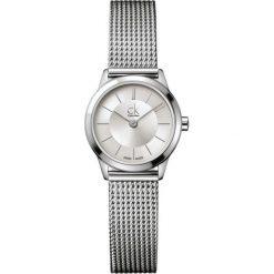ZEGAREK CALVIN KLEIN MINIMAL LADY K3M23126. Szare zegarki damskie Calvin Klein, szklane. Za 849,00 zł.
