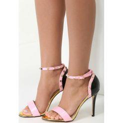 Różowe Sandały Pictures Of Vogue. Czerwone sandały damskie vices, na wysokim obcasie. Za 89,99 zł.