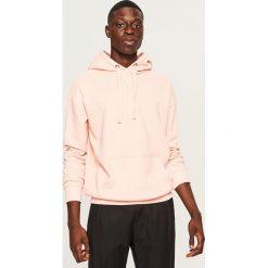 Bluza kangurka z kapturem - Różowy. Czerwone bluzy męskie rozpinane Reserved, l, z kapturem. Za 79,99 zł.
