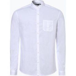 Drykorn - Koszula męska – Keez, czarny. Niebieskie koszule męskie na spinki marki Reserved, m, ze stójką. Za 349,95 zł.