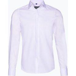Finshley & Harding - Koszula męska z wywijanymi mankietami, czarny. Czarne koszule męskie marki Finshley & Harding, w kratkę. Za 179,95 zł.