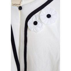 Jottum CARDIGAN KARIYA Kardigan white. Białe swetry chłopięce Jottum, z bawełny. Za 299,00 zł.