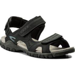 Sandały CAMEL ACTIVE - Ocean 422.11.10 Black. Czarne sandały męskie skórzane marki Camel Active. W wyprzedaży za 279,00 zł.