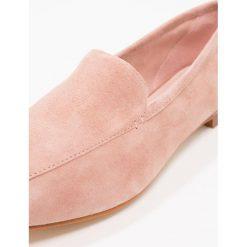 Creepersy damskie: Office FLORA Półbuty wsuwane pink