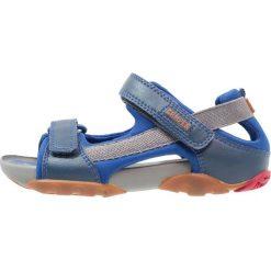 Camper OUS Sandały trekkingowe multicolor. Niebieskie sandały chłopięce Camper, z materiału. Za 289,00 zł.