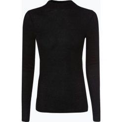 Vila - Damska koszulka z długim rękawem – Vileja, czarny. Czarne t-shirty damskie marki Vila, l. Za 119,95 zł.
