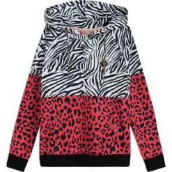 Bluzy rozpinane damskie: BLUZA KENTA RED LEO
