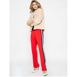 Spodnie z wysokim stanem: Noisy May – Spodnie Lilou