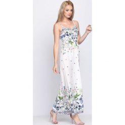 Sukienki: Biała Sukienka Tough Love