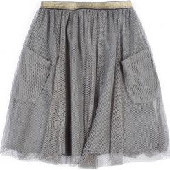Spódnica. Żółte spódniczki dziewczęce ANGEL QUEEN, z bawełny. Za 59,90 zł.