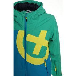 Chiemsee DIETER  Kurtka snowboardowa methyl blue. Niebieskie kurtki chłopięce sportowe marki bonprix, z kapturem. W wyprzedaży za 471,20 zł.