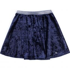 Spódnica. Niebieskie spódniczki dziewczęce z falbankami ELEGANT JUNIOR GIRL, z dzianiny. Za 29,90 zł.
