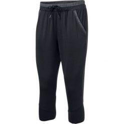 Bryczesy damskie: Under Armour Spodnie treningowe Sport Ankle Crop 3/4 W 1294192-001 czarne M