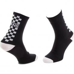 Skarpety Wysokie Damskie VANS - Ticker Sock VN0A2XBNUOO Black/Funday. Czarne skarpetki damskie Vans, z bawełny. Za 39,00 zł.