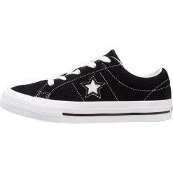 Trampki męskie: Converse ONE STAR JUNIOR Tenisówki i Trampki black/white