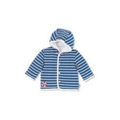 Odzież dziecięca: Sterntaler Boys Kurtka z kapturem jersey Erwin, kolor niebieski