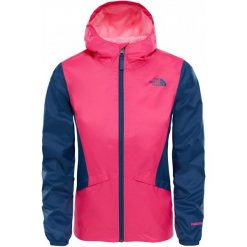 The North Face Kurtka Dziewczęca G Zipline Rain Jacket Petticoat Pink/Blue Wing Teal S. Niebieskie kurtki dziewczęce przeciwdeszczowe The North Face. Za 259,00 zł.